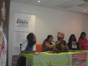 Responsable Comite Des Femmes Tamoules France