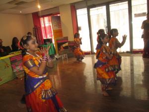 Danse Filles Tamoules