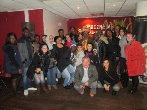 Participants Atelier Des Savoirs Sociolinguistiques Ifafe Comite Arcueil